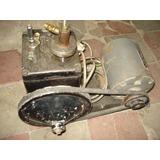 Bomba De Vacio Con Motor De 220 Volt 1/4 Czerweny