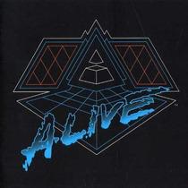 Cd - Daft Punk - Alive 2007 - Lacrado