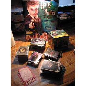 Estampas Panini Harry Potter (todos Los Album)