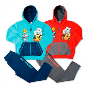 Buzo Franela Sin Frisar - Adventure Time / Mallbits
