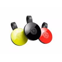 Novo Chromecast 2 Google Hdmi Edição 2015 Original New