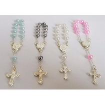 100 Mini Terços Para Lembrancinhas E Decoração Religiosa