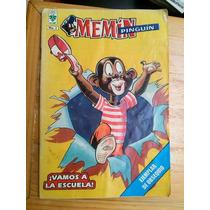 3 Comics De Memín Pinguín Num 1 De 2002, 2005 Y 2011