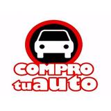 Compro Vehículos (carros O Motos) En Cualquier Estado