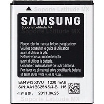 Bateria Pocket Neo Mini Pila Samsung Galaxy S5310 S5570