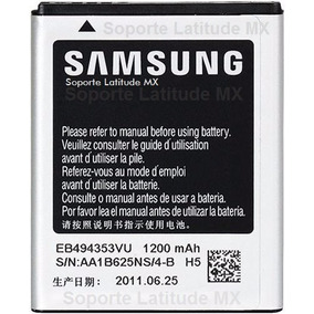 Bateria Pocket Neo Mini Pila Samsung Galaxy S5310 S5570