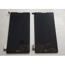 Pantalla Lcd+touch Lg X Style K200 Envio Gratis