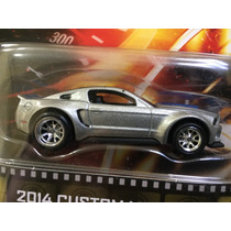 Hot Wheels 2014 Custom Mustang Need For Speed Goma