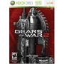 Gears Of War 2 Lancer Dorado Edicion Xbox 360 Blakhelmet Sp