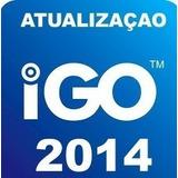 Atualização Gps Igo 2014 - Envio Imediato