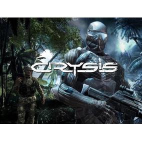 Ps3 Crysis 1 + 2 A Pronta Entrega
