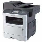 Impresora Lexmark Mx611dhe Red Duplex Fotocopiadora Oficio