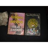 Lote De Libros Asimov Ver Títulos Debajo