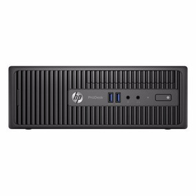 Pc Hp Prodesk 400 G3 Core I3-6100 1tb 7200 4gb W5x70lt