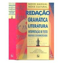 Redação Gramatica Literatura Interpretação De Texto