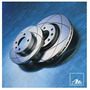 Disco Ate Freno Poder Delantero Golf Motion A4 1.8 Vr6 00-05
