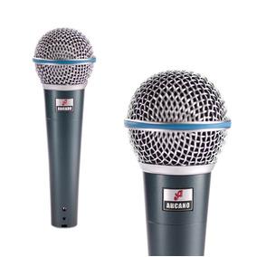 Microfone Arcano Beta58 (bt-58)