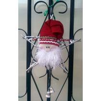 Papa Noel Country Decoracion Navidad