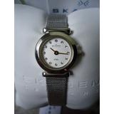 Reloj De Pulsera Dama Skagen 107xsgs