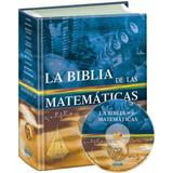 Libro La Biblia De Las Matemáticas 1 Tomo Mas Cd