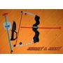 Kit Arco E Flecha Com Ventosas E Porta Flechas