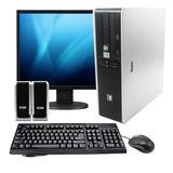 Computadora Hp Athlon 64 + Lcd 19 + 2 Gb+ 160 Gb - Imbatible