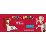 Colección Cuerpo Humano - Rojo 2017
