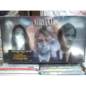 Nirvana With Lights Out Box 3 Cd´s + Dvd Importada Lacrada
