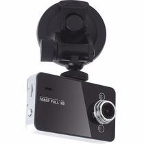 Câmera Filmadora Veicular Full Hd 1080p Dvr + Cartão 16gb 10