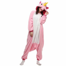 Kigurumi Pijama Mameluco Miley Cosplay Unicornio Premium