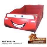 Camas Para Niños Modelo Cars (económico)