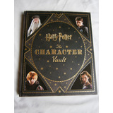 Libro Harry Potter The Character Vault Nuevo En Ingles