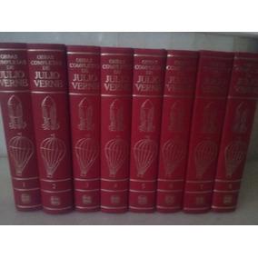 Obras Completas Julio Verne Colección