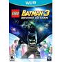 Lego Batman 3 Nintendo Wii U Nuevo Y Sellado