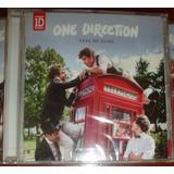 Cd One Direction 1d Cd Take Me Home Sellado U.k