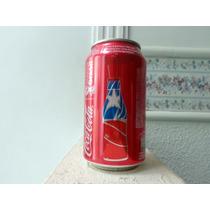 Lata Coca Cola Clássica Copa 2014 Chile - Vazia