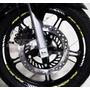Friso Adesivo Refletivo Roda Moto Rec03 Kawasaki Ninja 300 R