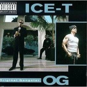 Cd Ice -t Original Gangster Og Importado 29,00 Frte Gratis