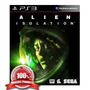 Alien Isolation Ps3 Digital