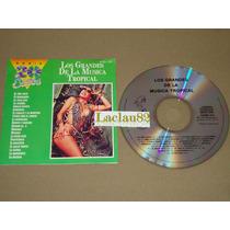 Los Grandes De La Musica Tropical 20 Exit 91 Rca Cd Germany