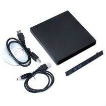 Gabinete Carcasa Cd Rom Dvd Bluray Sata Laptop A Externo Usb