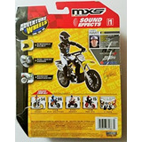 Mxs Motocross Carey Hart # 46 Series 1 Adventure Wheels Jak