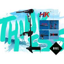 Motor Electrico Hk 86l + Caja Porta Batería Gratis