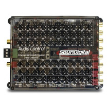 Crossover Equalizador Audio Control 3 Vias Soundigital