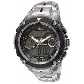Relógio Condor Masculino Anadigi Coad1146aa/3p