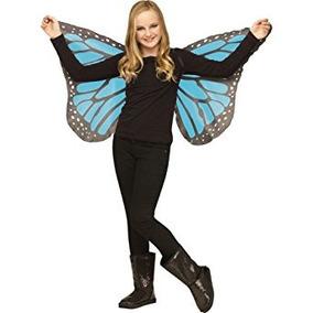 disfraz para nia alas de mariposa suaves
