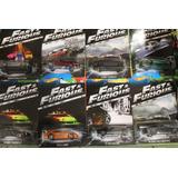 Autos De Fast & Furious Serie Completa 8 Autos Hotwwheels