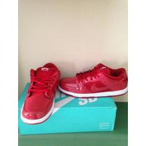 !oferta Rebaja!!$500pesos De Rebaja. Tenis Nike Sb Dunk Low
