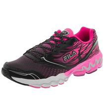 Tênis Feminino Arterial Preto/pink Fila - 51j436x