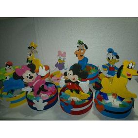 Centros De Mesas De Minnie Mickey